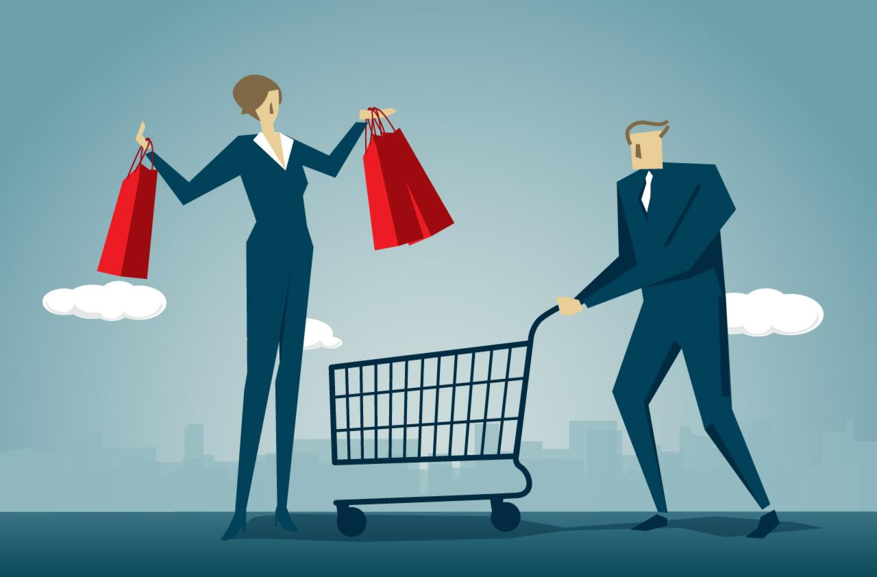 راه فروش موفق از شناخت مخاطب و مشترین و ساخت یک مارک تجاری میگذرد.